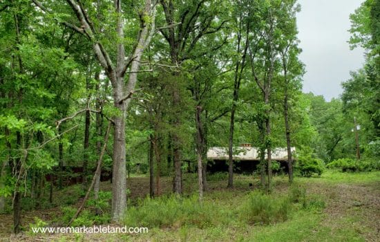 SOLD:  Home with 10 Acres in Rusk County, TX