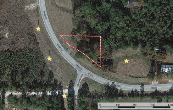 SOLD: Perfect 0.328-Acre Homesite on the Edge of Town