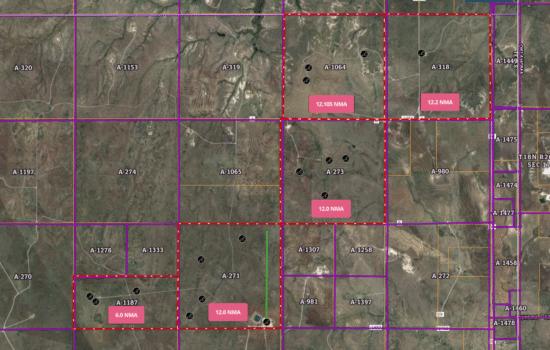 SOLD:  54.305 Net Mineral Acres in the Anadarko Basin 🛢️