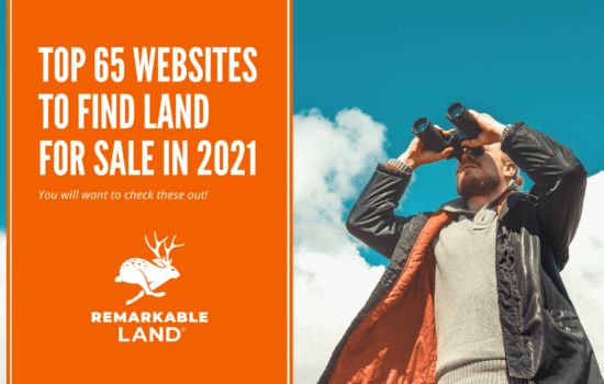 65 Best Sites to Find Land for Sale [2021]