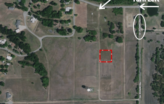 Build Your Lake Cabin on This 0.46-Acre Lot!
