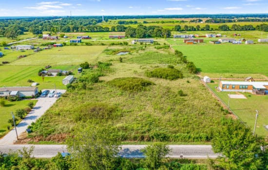 3.3 Acres of Pasture with a Pond near Winstar Casino & Resort and I-35